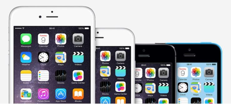 Apple's iPhone family now covers almost all bases